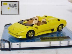 Heco 205m 1 43 1992 Lamborghini Diablo Roadster Concept Handmade