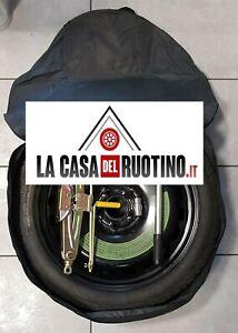 Ruotino-di-Scorta-FIAT-500L-TIPO-ORIGINALE-135-70-R16-CRIC-CHIAVE-SACCA