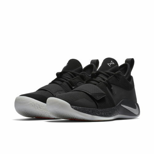 5102b1fe2336 Nike Paul George PG 2.5 Triple Black Pure Platinum Anthracite Bq8452 004  Size 9 for sale online