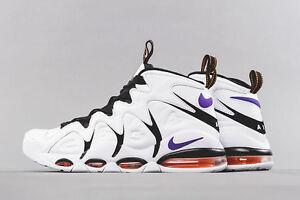 689d4c674bf4 New 2015 NIKE AIR MAX CB34 Charles Barkley White Suns Retro Sneakers ...