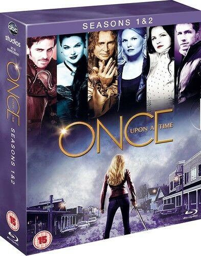 Once Upon A Time: Season 1 And Season 2 [New DVD] Boxed Set, Shrink Wrapped, S