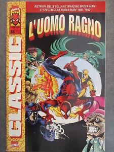 UOMO-RAGNO-CLASSIC-84-MARVEL-ITALIA-1998-RARO