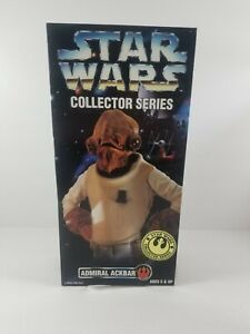 Star-Wars-Collector-Series-Admiral-Ackbar-Rebel-Alliance-12-034-Figure-Kenner-1996