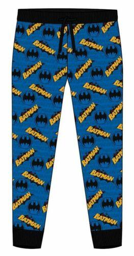 Mens Comfy Batman Lounge PantsDC Comics Pyjama BottomsBatman Loungewear