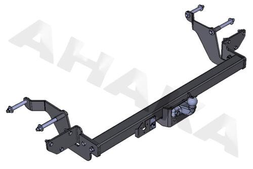 Anhängerkupplung ES7 Einparkhilfe Abschaltung AHK Peugeot Boxer L1 L2 L3 ab 06