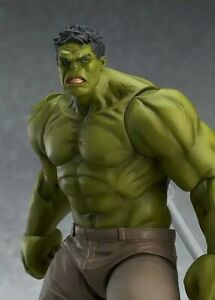 Anime-Marvel-The-Avengers-Hulk-PVC-Action-Figur-Modell-17cm-Spielzeug-in-Box-Statue