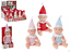 Elf-Accessories-Props-Put-On-The-Shelf-Ideas-Kit-Christmas-Decoration-Xmas-Toy miniatuur 31