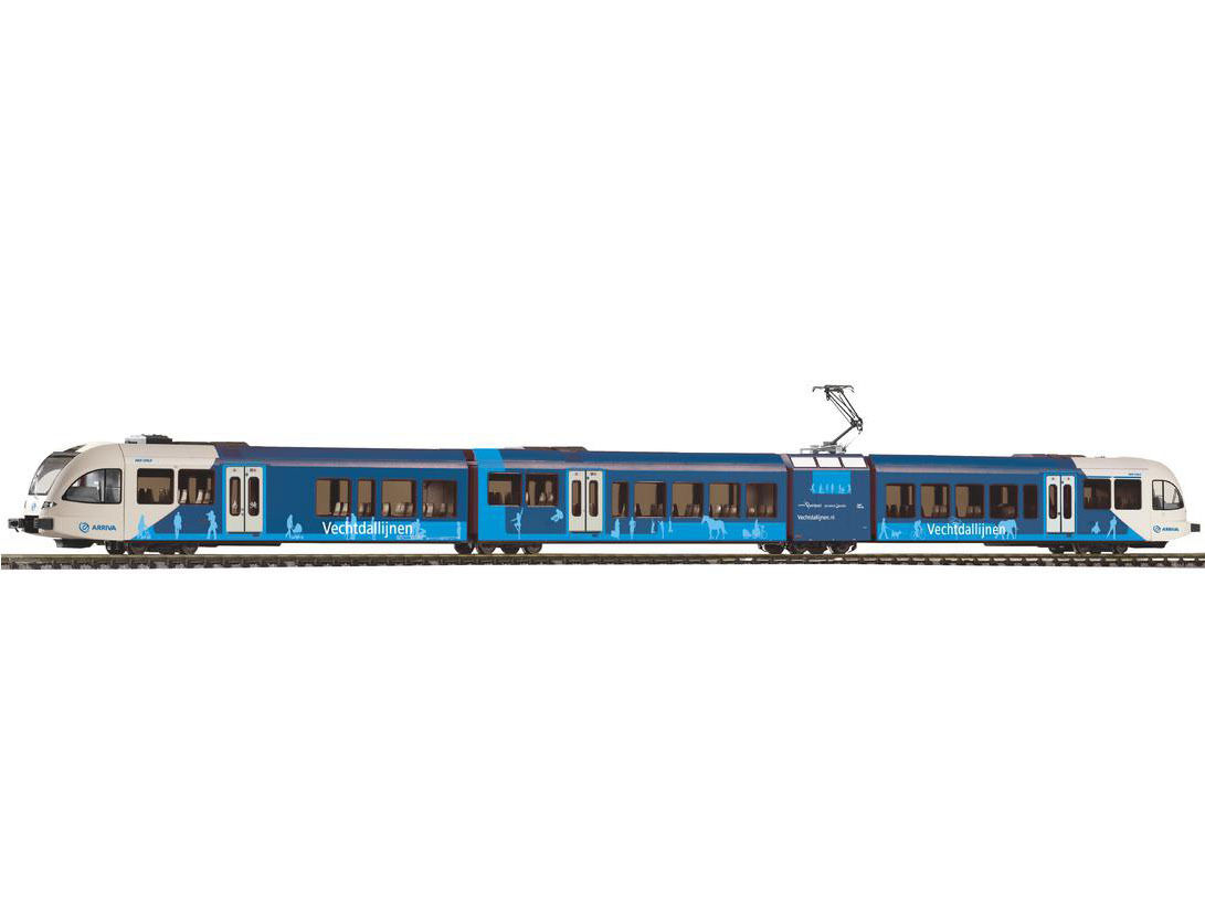 PIKO 40232-GTW 2 8 arriva NS-Spur N-NUOVO