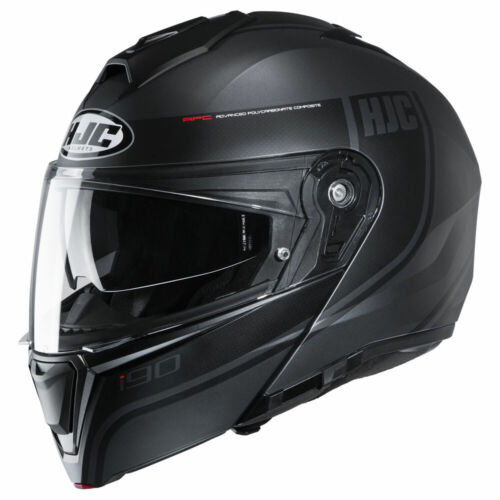 HJC i90 Modular Motorcycle Helmet DOT ECE Pick Size /& Color NEW