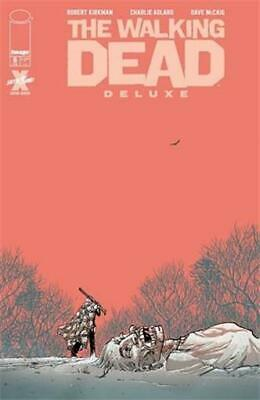 Moore /& McCaig Cover B NM Presale 12//16 Image WALKING DEAD DLX #5