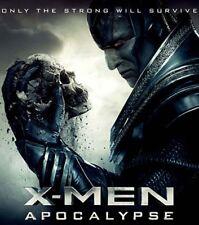 X-MEN: APOCALYPSE - BLU-RAY DISC ONLY - MICHAEL FASSBENDER