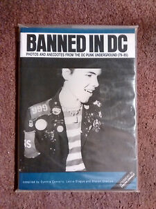 BANNED-IN-D-C-Photos-amp-Anecdotes-From-the-DC-Punk-Underground-79-85-RARE-OOP