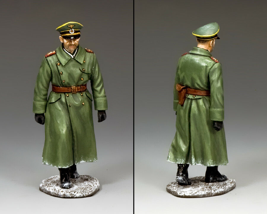 KING AND COUNTRY WW2 German Field Marshal Friedrich Paulus WH034