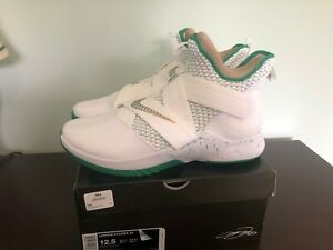 new product 3650a be394 Details about New Nike LeBron Soldier 12 XII SVSM St. Vincent Saint Mary  AQ2609-100 Size 12.5