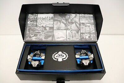 NIB SHIMANO XTR PD-M990 PEDALS SM-SH51 CLEATS LIMITED EDITION SPD 25 YEARS