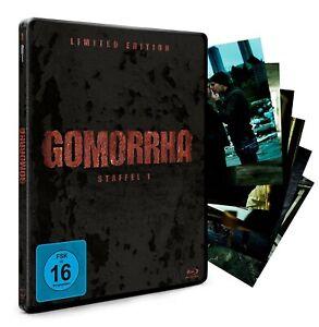 OGomorrha-Staffel-1-Blu-Ray-STEELBOOK-LIMITED-EDITION-6-Postkarten-Set