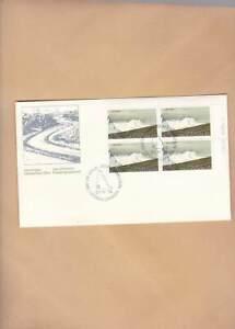 CANADA-1979-KLUANE-NATNL-PARK-UR-PB-1-Sc-727-CACHET-FDC