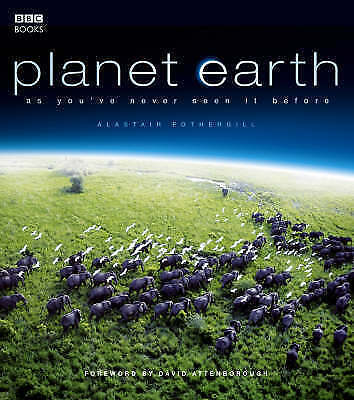 1 of 1 - David Attenborough   SIGNED  PLANET EARTH 2006 LGHB THE BLUE PLANET