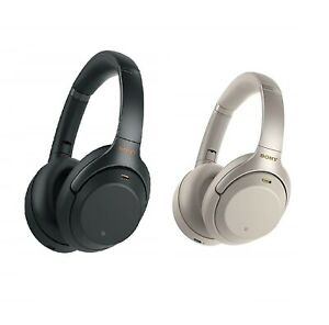 Sony-WH-1000XM3-Wireless-Noise-Canceling-Headphones-Black-Silver-NEW