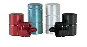 New-Aluminum-Joint-Protectors-for-Pool-Cues-UniLoc-4-Color-Choices