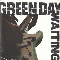 "Green Day Waiting/Maria NEON BLUE VINYL 7"" Record non warning lp song! punk NEW+"