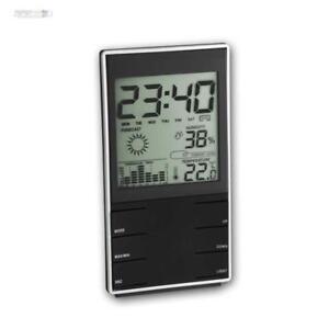 Thermometre-Hygrometre-Numerique-Horloge-Climat-Interieur-Ttemperatur