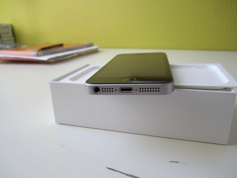 iPhone SE, 16 GB, aluminium