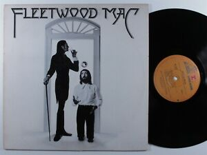 FLEETWOOD MAC Self Titled REPRISE MS-2225 LP VG+ textured cover w/ insert **