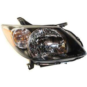 Image Is Loading New Headlight For Pontiac Vibe 2003 2004 Gm2503238