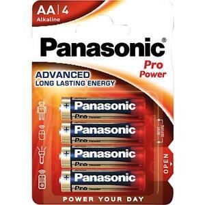 Panasonic Pro Power  Batterie AA Mignon M LR6PM E91 4006 LR6