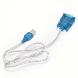 1-5m-USB-to-RS232-Serial-9-Pin-DB9-Female-Converter-Adapter-Cable-Win-XP7-8-10-C