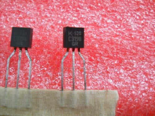 1PCS 2SC3198-GR  Encapsulation:TO-92,TO-92 Plastic Package Transistors NPN