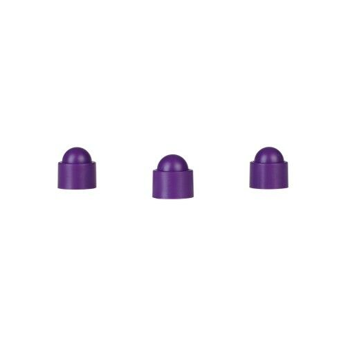 Kunsstoff lila stapelbar Spielfigur Dom 12 x 13 mm