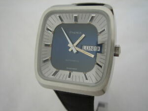 NOS-NEW-SWISS-MADE-WATERPROOF-STAINLESS-STEEL-AUTOMATIC-BIG-PHENIX-WATCH-1960-039-S