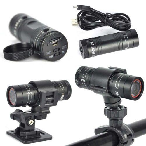 Full HD 1080P DV Mini Waterproof Sport Camera Bike Action DVR Video Camcorder KJ