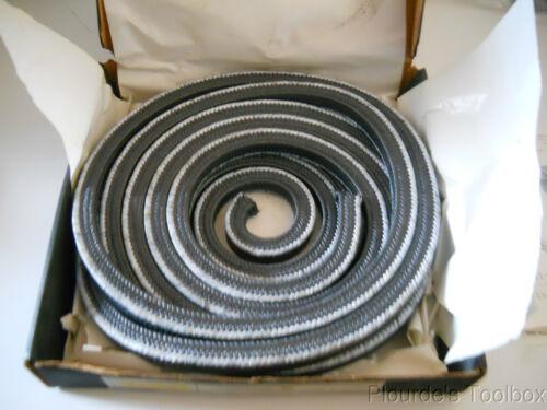 "New 7//8/"" Industrial Mechanical Packing Rope 15 lbs Hydropack 202 Blackjack II"