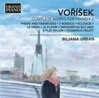 Vorisek: Complete Works for Piano, Vol. 2 (CD, May-2015, Grand Piano)