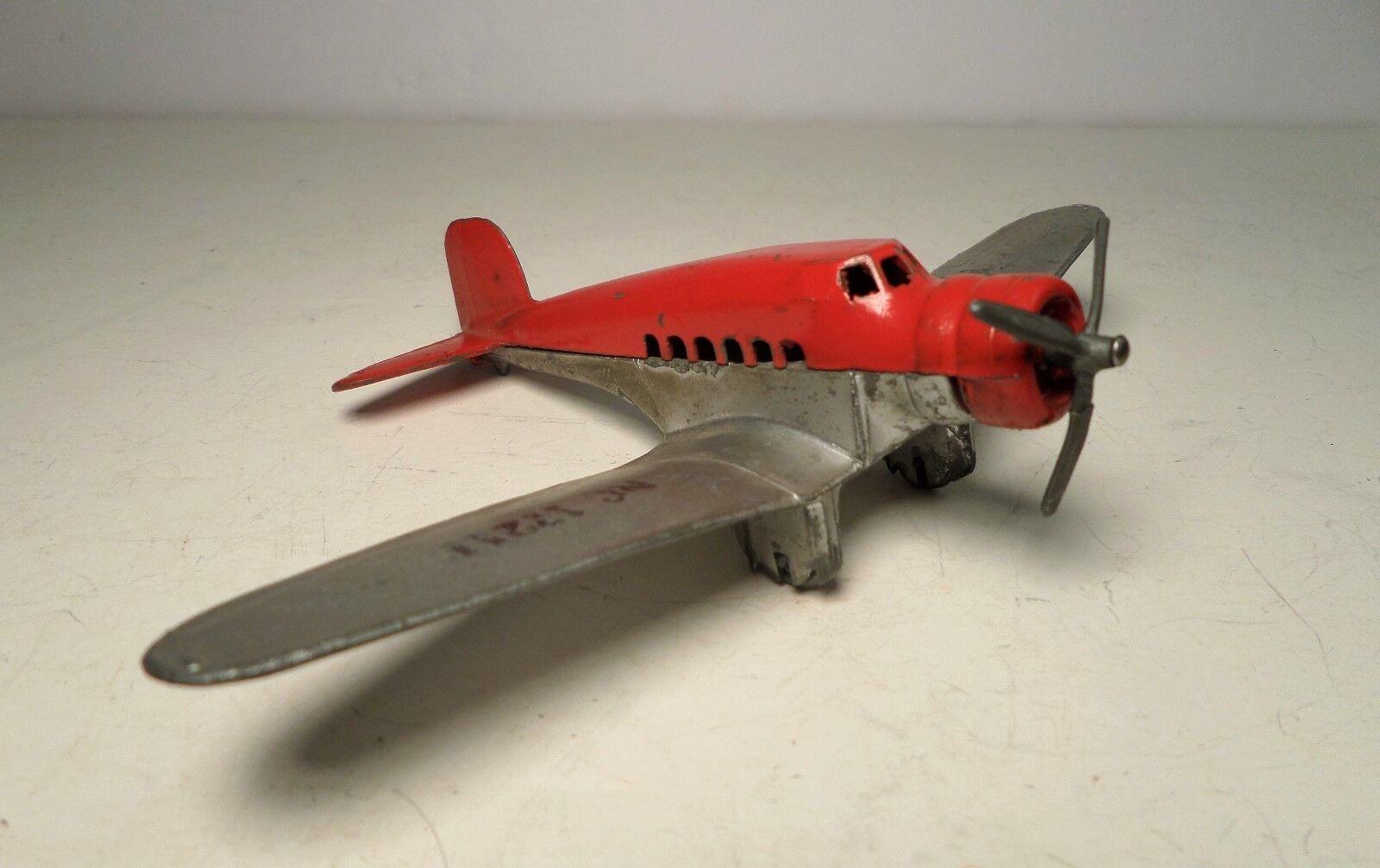 Vintage ERIE Northrop Die-Cast Toy Airplane NC 17211