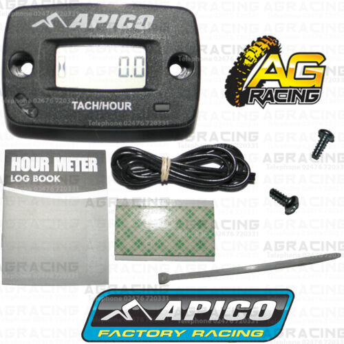 Apico Hour Meter Tachmeter RPM Without Bracket For KTM EXC 125 1990-2016 90-16