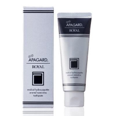 Sangi APAGARD ROYAL Toothpaste Anticaries & Restorative Whitening 80g Japan