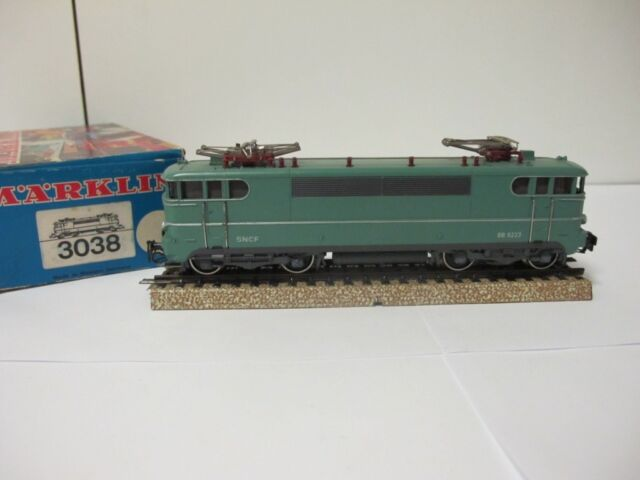 Locomotive Electrique Marklin 3038