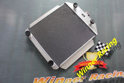 "2.2/"" RADIATOR FOR FORD CAR FLATHEAD V8 ENGINE M//T 1949-1953 ALL-ALUMINUM"
