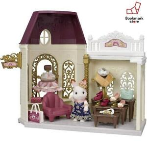 New-Sylvanian-Families-A-stylish-boutique-in-the-city-F-S-from-Japan