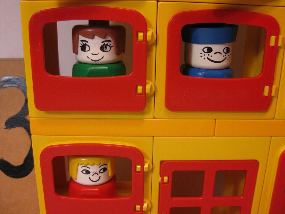 Lego Duplo, Retro dukker og højhus