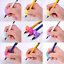 3Pcs-Set-Children-Pencil-Holder-Pen-Writing-Posture-Correction-Tool-New miniatura 2