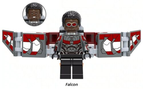 Falcon Iron Man Grout Dr Strange Guardians Of The Galaxy Star Wars Building New