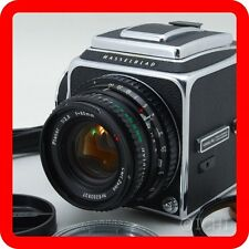 [Near MINT] Hasselblad 500 CM C/M Acute-matte screen w/Planar 80mm f2.8 and more