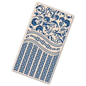 FREE UK Postage NEW Tattered Lace /'Victorian Swirl/'  Embossing Folder EF160