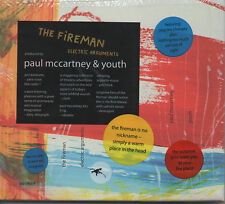 Paul McCartney & Youth The Fireman Electric Arguments CD NEU Sun is shining