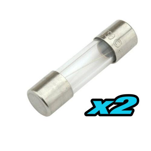 slow fuse 911.2# fusible 5x20 lent 2 à 50pcs 2 A